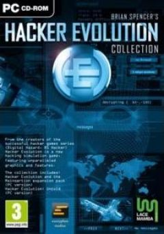 Jaquette de Hacker Evolution PC