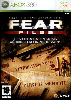 Jaquette de F.E.A.R. Files Xbox 360