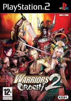 Jaquette de Warriors Orochi 2 PlayStation 2