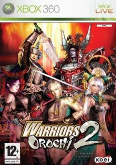 Jaquette de Warriors Orochi 2 Xbox 360