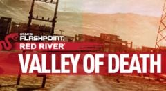 Jaquette de Operation Flashpoint : Red River - Vallée de la Mort PC