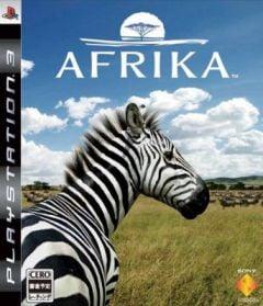 Jaquette de Afrika PlayStation 3