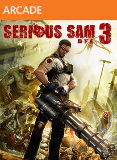 Jaquette de Serious Sam 3 : BFE Xbox 360