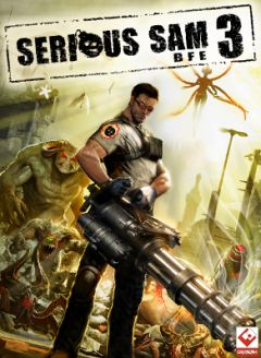 Jaquette de Serious Sam 3 : BFE PlayStation 3