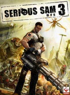 Jaquette de Serious Sam 3 : BFE PlayStation 3