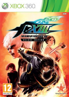 Jaquette de The King of Fighters XIII Xbox 360