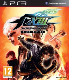 Jaquette de The King of Fighters XIII PlayStation 3