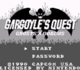 Jaquette de Gargoyle's Quest Nintendo 3DS