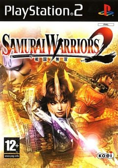 Jaquette de Samurai Warriors 2 PlayStation 2