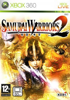 Jaquette de Samurai Warriors 2 Xbox 360
