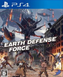 Earth Defense Force : Iron Rain