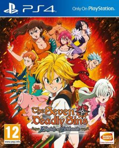 The Seven Deadly Sins : Knights of Britannia
