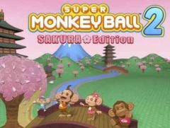 Super Monkey Ball : Sakura Edition