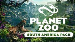 Planet Zoo : Pack Amérique du Sud