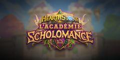 Hearhstone L'Académie Scholomance