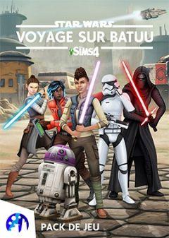 Les Sims 4 Star Wars Voyage sur Batuu