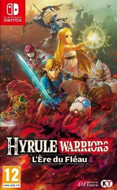 Hyrule Warriors L'Ère du Fléau