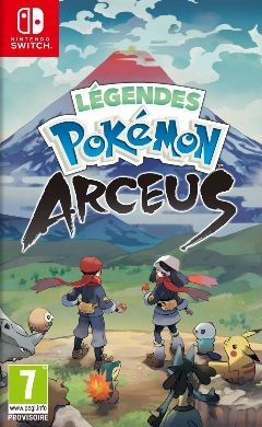 Légendes Pokémon Arceus