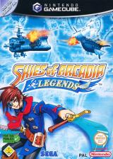 Skies of Arcadia Legends
