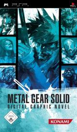 Metal Gear Solid Digital Graphic Novel