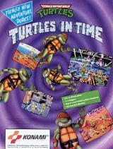 Teenage Mutant Ninja Turtles : Turtles in Time