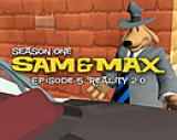 Sam & Max Saison 1 - Episode 5 : Reality 2.0
