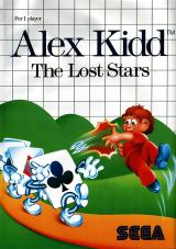 Alex Kidd : The Lost Stars