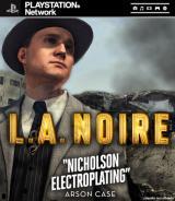 L.A. Noire Galvanoplastie Nicholson