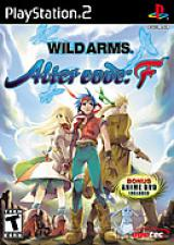 Wild Arms Alter code : F
