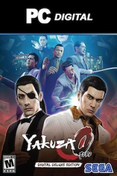 Yakuza 0 : The Place of Oath