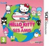 Le tour du monde avec Hello Kitty et ses amis