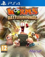 Worms Battlegrounds
