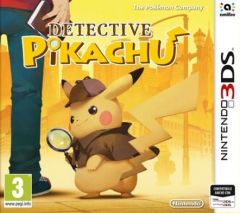 Detective Pikachu : Get Ready to Crack the Case !