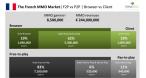 Le marché français du MMO en 2010