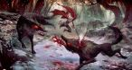 Une possible scène du jeu par deux artiste de Spicy Horse, Sonny et Luis.