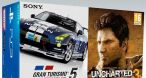 Pack PSThree GT5 et Uncharted 3