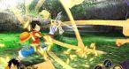 "Luffy utilise sa célèbre attaque ""Gomu-Gomu"" !"
