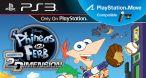 Image Phineas et Ferb : Voyage dans la Deuxième Dimension