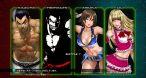 La customisation est extrêmement complète : personnages, musiques, fiches de joueurs, etc.
