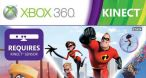Image Kinect Héros : Une aventure Disney-Pixar