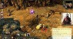 Le jeu passe au tour par tour dès que le combat s'active.