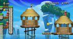 """Image New Super Luigi U : Il faut de l'entraînement et du talent pour décrocher la mention """"Super Play"""", décernée lorsque l'on finit le niveau en moins de 50 secondes avec les trois pièces étoiles et sans subir le moindre dommage."""