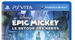 Image Epic Mickey : Le Retour des Héros