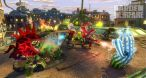 Un mode boss permet d'incarner le général de l'armée des plantes ou des zombies sur une carte géante.