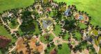 Enclos, centres de recherches, attractions, vous pouvez construire de gigantesques parcs.
