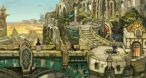 Sur le pont d'Al-Khampis, on aperçoit les tours d'Ancheim au loin...