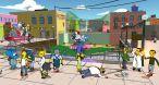Pour interdire un jeu video, Marge provoque une émeute, ce qui est finalement très logique dans l'esprit Simpson.