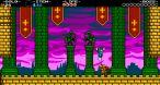 Un ennemi qui se protège dans toutes les directions. Le fantôme de Zelda II resurgit.