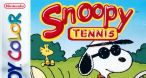 Image Snoopy Tennis