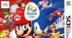 Image Mario & Sonic aux Jeux Olympiques de Rio 2016